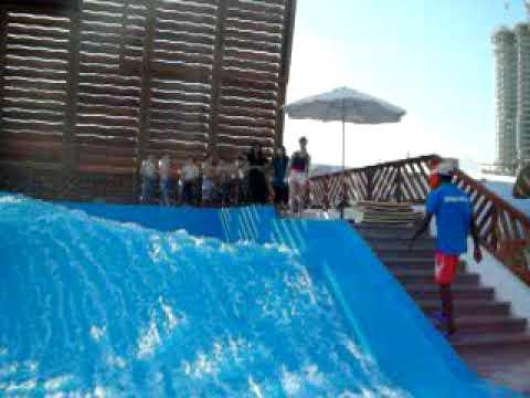 Wahooo Water Park, Bahrain - flowrider