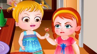 Baby Games - Baby Hazel Learns Manners - Top Baby Games