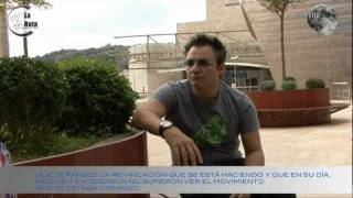 ENTREVISTA DE DAVID SÁENZ A CHIMO BAYO (parte 1)