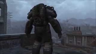fallout 4 Leaked gameplay