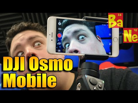 Image Stabilize your Phone with OSMO Mobile