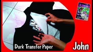 Video Tutorial Sablon Baju Dark Transfer Paper A4, Mudah dan simpel download MP3, 3GP, MP4, WEBM, AVI, FLV Juni 2018