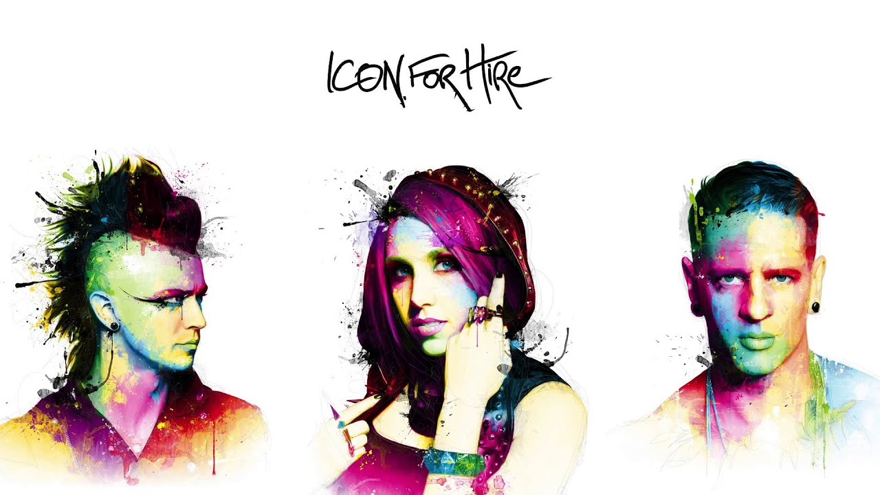 "Icon For Hire ""Ro..."