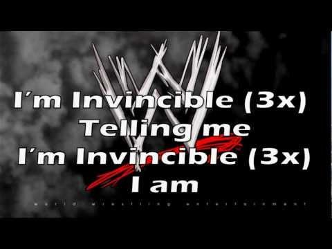 Wrestlemania 28 Theme Song #1  With Lyrics