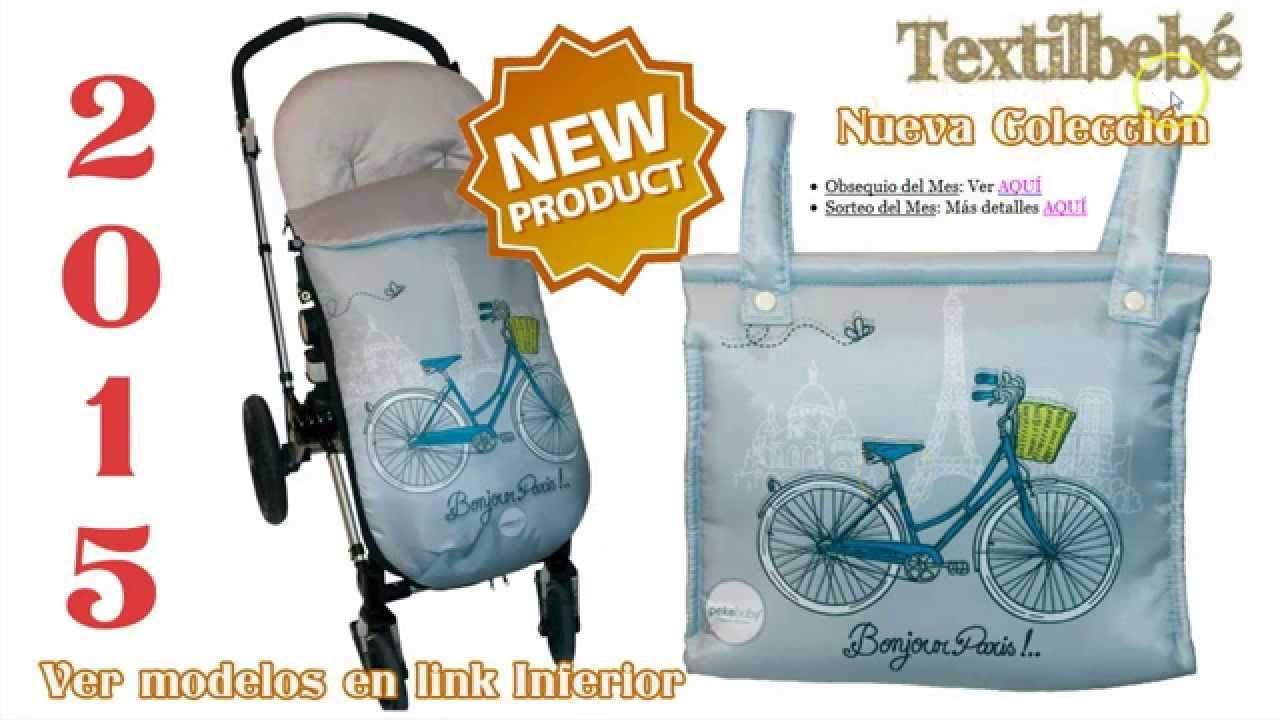 Sacos para silla de paseo universal impermeable youtube - Saco para silla de paseo chicco ...