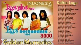Koes Plus (Full Album) 30 Golden Memories Hits - Tembang Kenangan  Nostalgia Terbaik Sepanjang Karir