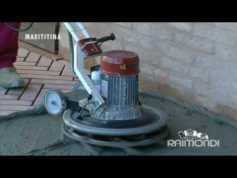 raimondi spa grouting and cleaning system youtube. Black Bedroom Furniture Sets. Home Design Ideas