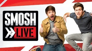 SMOSH LIVE - AUG 26th 5PM PST / 8PM EST