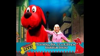 CLIFFORD THE BIG RED DOG - LIVE!