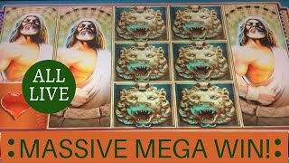 Kronos Slot Machine - MASSIVE MEGA WIN and several other big wins