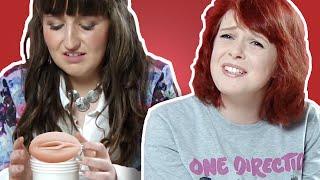 Women Explain Men's Sex Toys