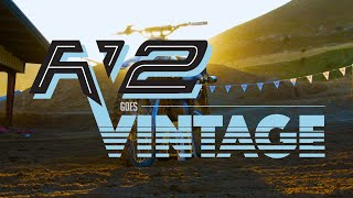 RV Goes Vintage