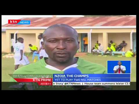 Nzoia United shows off its soccer power in the national super league