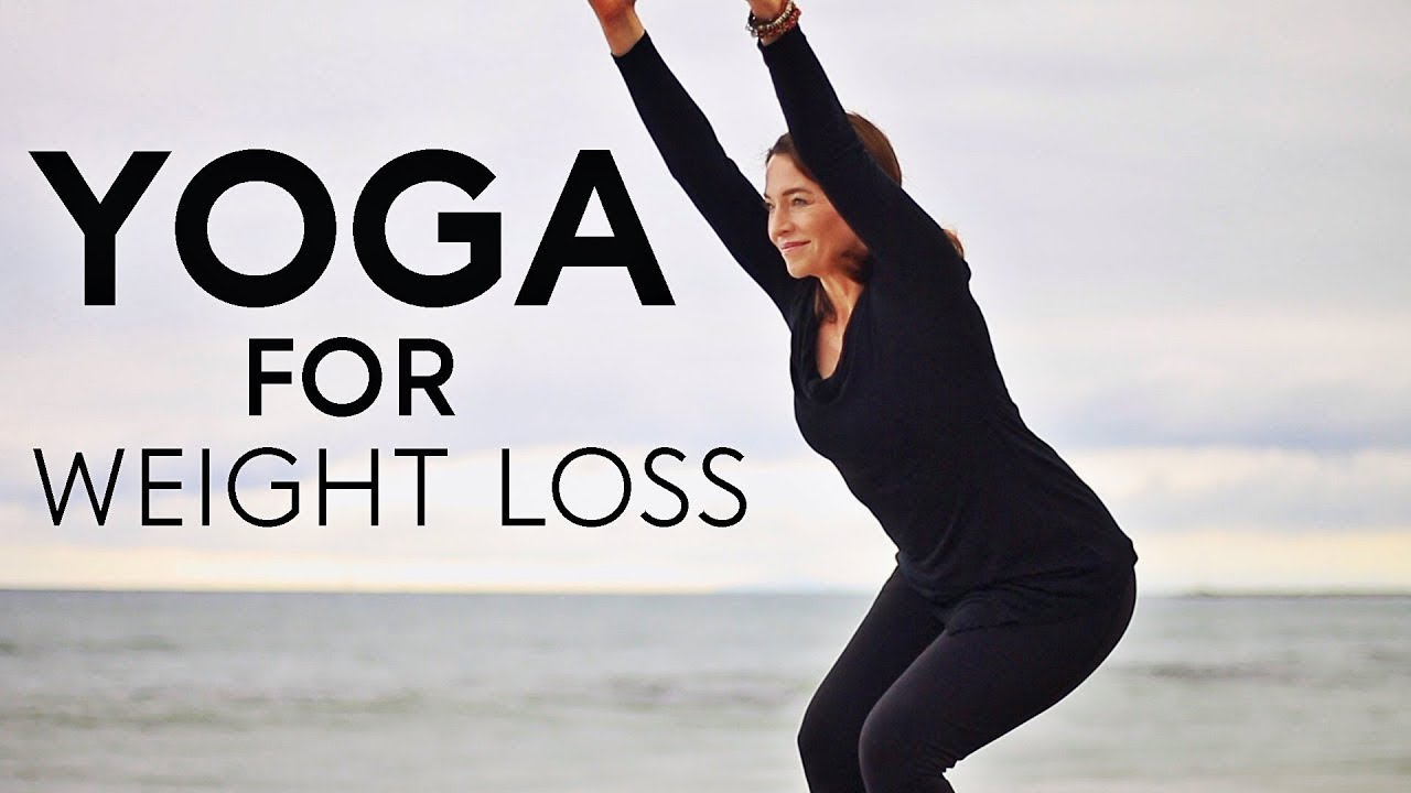 Yoga For Beginners At Home 20 Minute Weight Loss Class Youtube