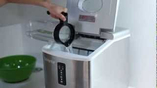 How To Setup And Maintain Your Portable Ice Maker Thumbnail
