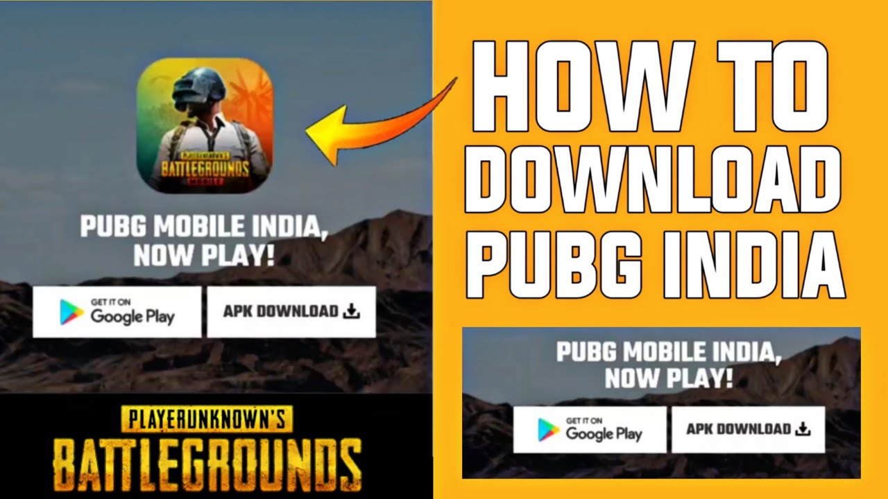 🤗 How To Download PUBG MOBILE INDIA !! PUBG MOBILE INDIA FIRST LOOK !! PARAS OFFICIAL