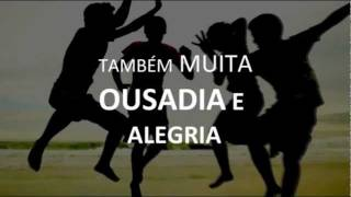 MC KELVINHO - OUSADIA E ALEGRIA ♫♪ COM LETRA  'VIDEO OFICIAL' DJ JORGIN MIX '