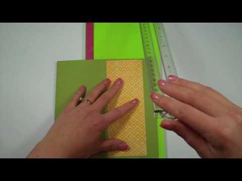 Cricut Episode 186 - Preserves Orange Card