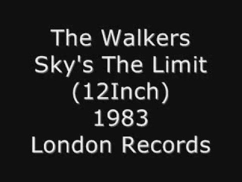 The walkers sky 39 s the limit 12inch diva radio youtube - Diva radio disco ...