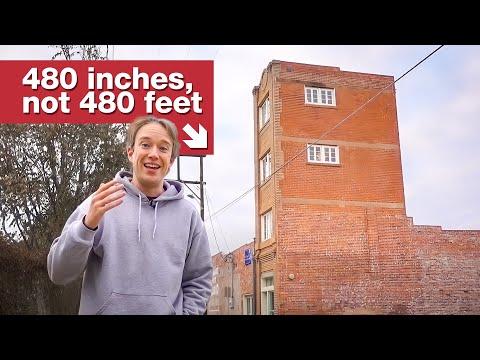 Why The World's Littlest Skyscraper Was A Massive Scam
