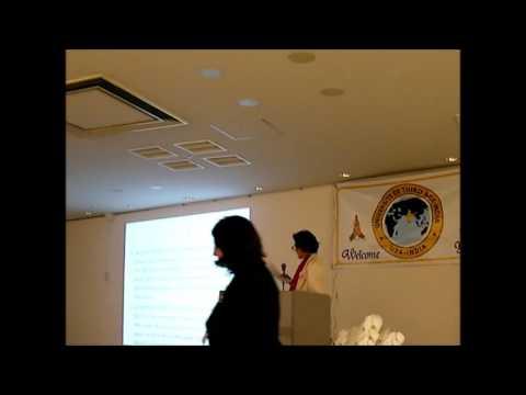 Day 1 part 2 - Osaka International Conference 2016 Osaka U3A for AIUTA & AP Alliance