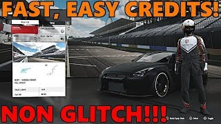 Fastest way to get credits in Forza Motorsport 7