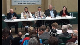 Ranked-Choice Voting (RCV) in the 2018 Santa Fe Mayor's Race