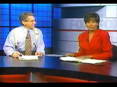 WFLD Fox News Chicago 9PM intro 1995