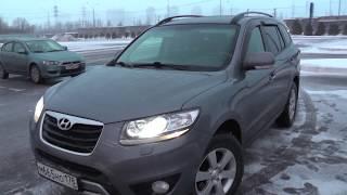 Выбираем б\у авто Hyundai Santa Fe 2 (бюджет 900-1.000тр)