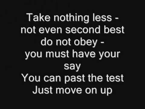 Move on Up - Curtis Mayfield (lyrics)