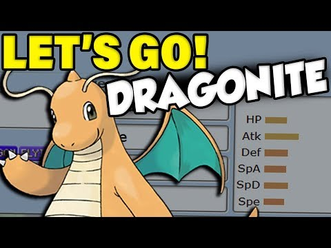 Pokemon Lets Go Dragonite Moveset How To Use Dragonite In Pokemon