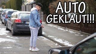 MEIN AUTO WIRD IN PARIS GEKLAUT? (KEIN PRANK) | SKK