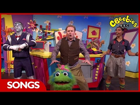 CBeebies: Megamix Song - Justin's House