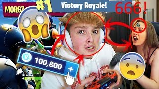 MORGZ THE MOST CLICKBAITED FORTNITE YOUTUBE MAILS HIM SELF TO THE TILETED TOWERS *AND IT WORKS!*💯