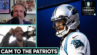 Cam Newton to the Patriots and 'The Decision' Revisited | The Bill Simmons Podcast | The Ringer