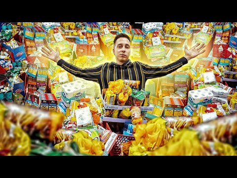 I Bought Everything In A Candy Store - Challenge