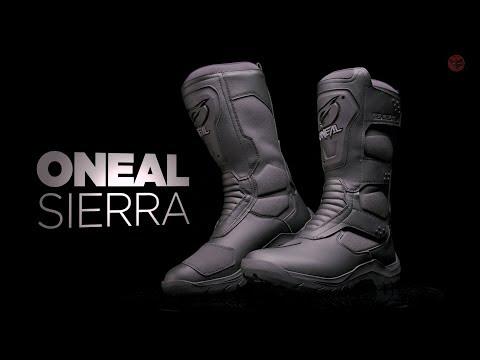 ONEAL Sierra Motocross Enduro Stiefel 2020 schwarz