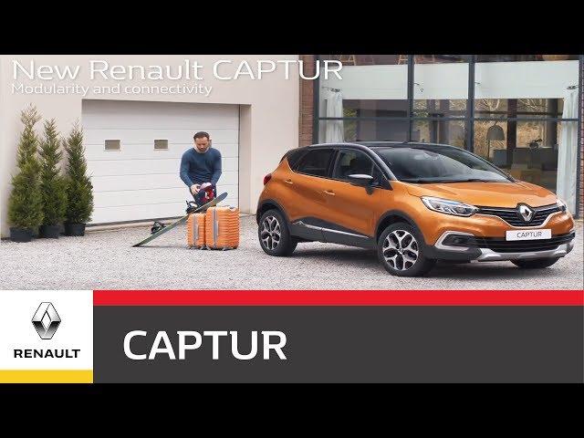 Renault CAPTUR - Habitability