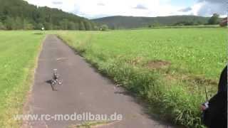 Er kanns halt! - Rüdiger fliegt seinen T-Rex 700