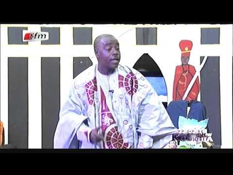 Farba Ngom sur dit rendre hommage a Macky - Kouthia show - 22 Fevrier 2016 - TFM
