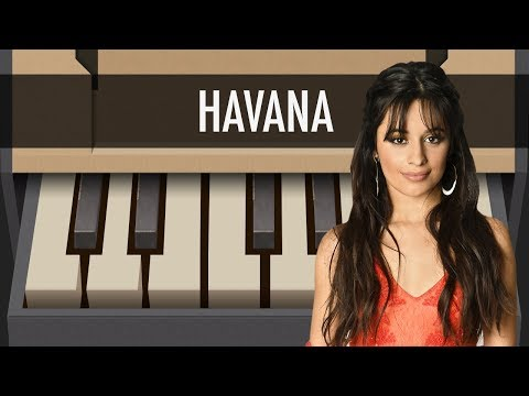 NINTENDO LABO Piano Songs - Havana (Camila Cabello) - Cover - Tutorial
