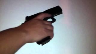 My $3 Magnetic Pistol Holder