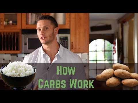 How to Burn Carbs for Fuel- Thomas DeLauer
