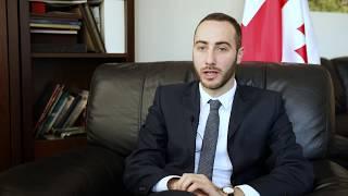 Exclusive Interview With Mr. Tronike Zirakishvili (Head of Bureau of Georgia) by Tabeer Tourism