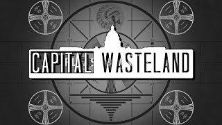 Fallout 4 Capital Wasteland Trailer