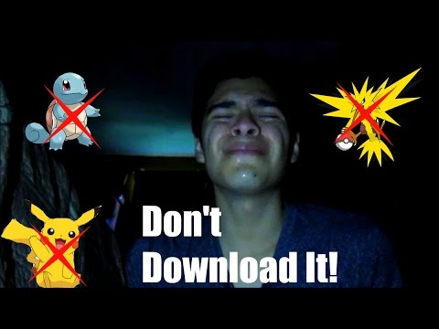 Download Don't Download Pokemon Go! Screenshots