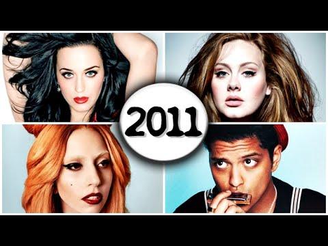 TOP 25 - MELHORES MÚSICAS DE 2011 HD