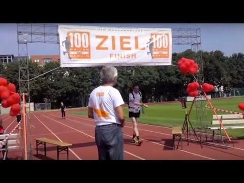 100マイルベルリン2015  Berlin Wall Race (100 miles)  100MeilenBerlin
