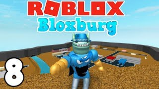 I'M THE COOKIE MONSTER! | Roblox BLOXBURG | Ep.8