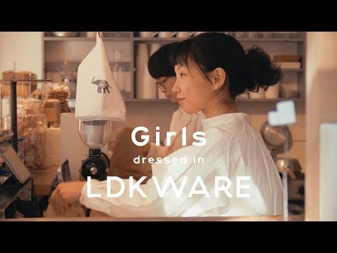 Girls dressed in LDKWARE